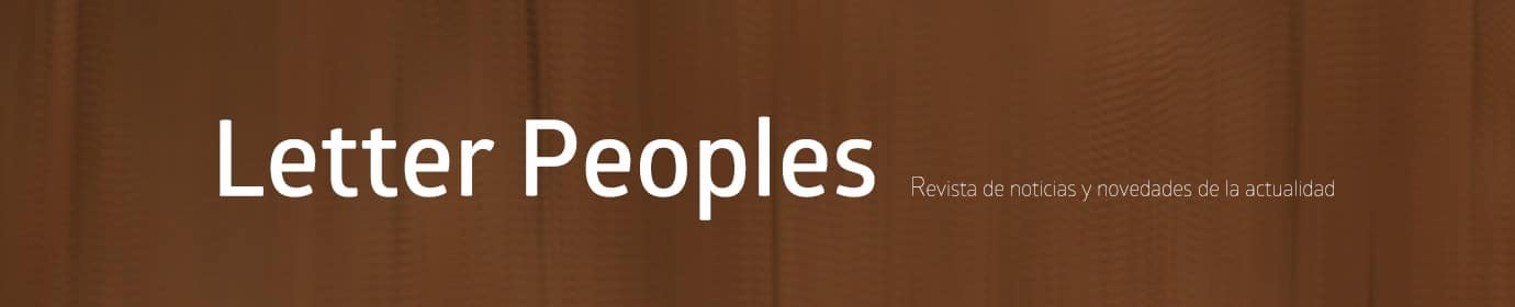 Letter Peoples